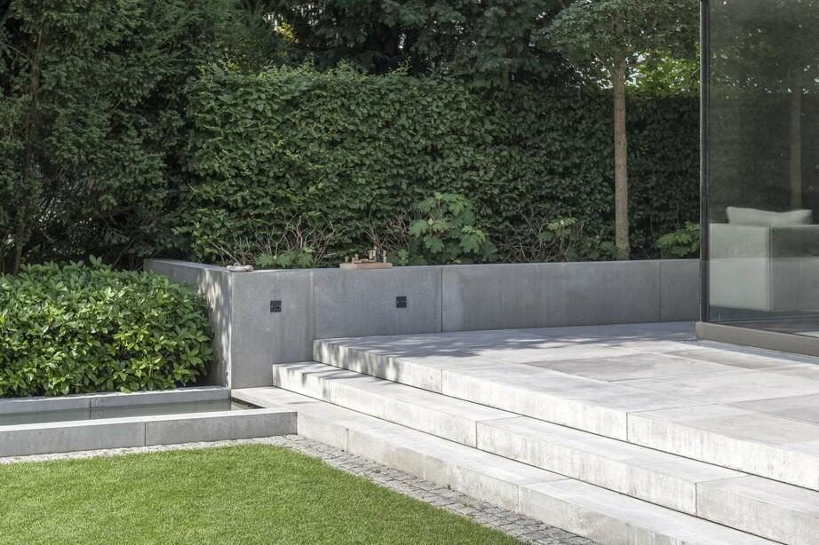 Sichtbetonoberfl chen wissen klostermann beton wir for Idee gartenbrunnen