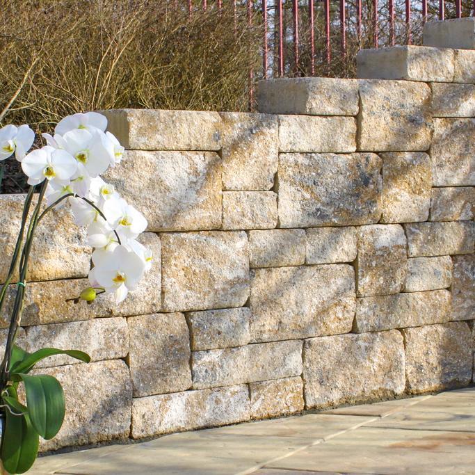 decaline gartenmauer gartenmauern produkte klostermann beton wir leben betonstein. Black Bedroom Furniture Sets. Home Design Ideas