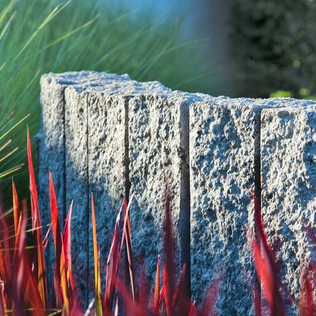 palisaden - hang- & randbefestigungen - produkte | klostermann, Gartenarbeit ideen