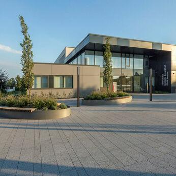 Bochum aesculap akademie referenzen klostermann beton wir leben betonstein - Garten und landschaftsbau bochum ...